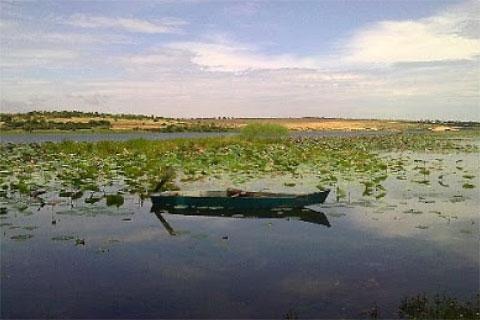 Khu du lịch Bàu Sen, Lệ Thủy