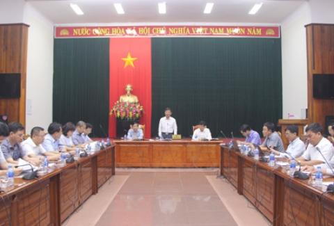 Phấn đấu thu hút số dự án được cấp phép đầu tư, ký cam kết tại hội nghị xúc tiến đầu tư tỉnh Quảng Bình năm 2018 đạt tối thiểu 02 tỷ USD