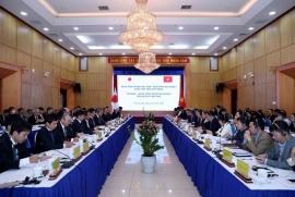Cuộc họp tiền khởi động Sáng kiến chung Việt Nam - Nhật Bản giai đoạn 8