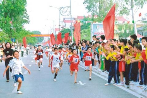 Quy hoạch phát triển ngành Thể dục, Thể thao tỉnh Quảng Bình đến năm 2020, tầm nhìn đến năm 2030