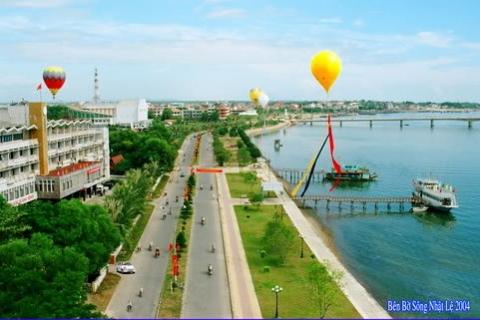 Quy hoạch tổng thể phát triển kinh tế - xã hội thành phố Đồng Hới đến năm 2020