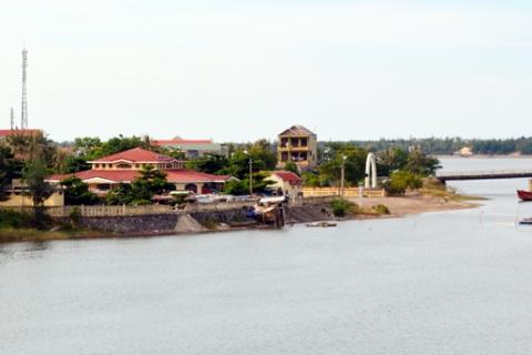 Quy hoạch tổng thể phát triển kinh tế - xã hội huyện Quảng Ninh đến năm 2020