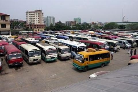 Quy hoạch phát triển vận tải hành khách bằng xe taxi trên địa bàn tỉnh Quảng Bình đến năm 2020, định hướng đến năm 2030